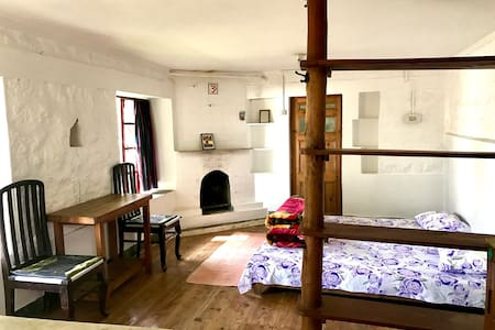 Peaceful BNB in Dharamkot (deluxe)