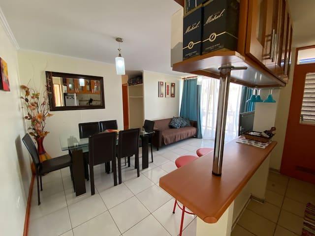New Apartment Playa Chinchorro