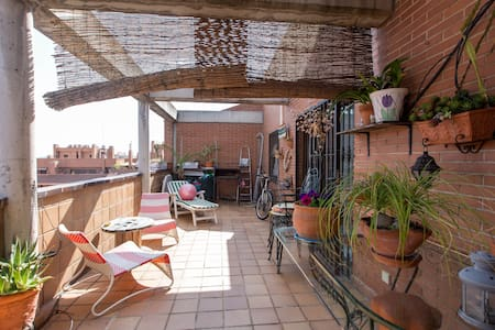 Bright penthouse in the heart! - Madrid