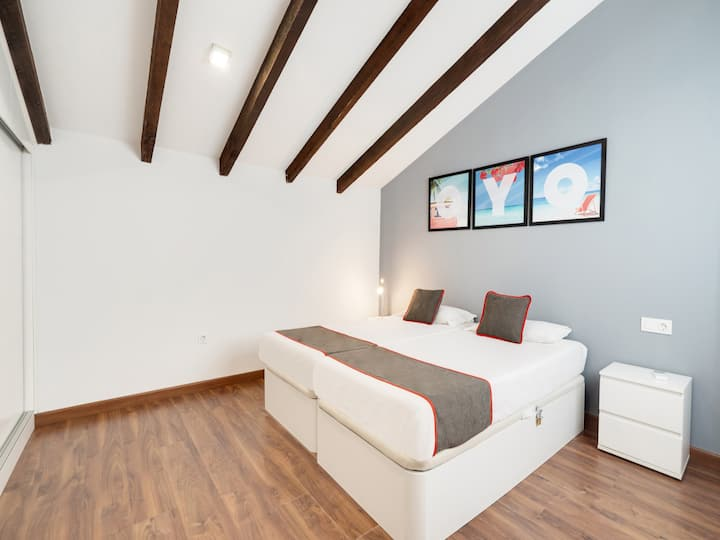 Duplex Apartment in OYO Style Apartments Puerto