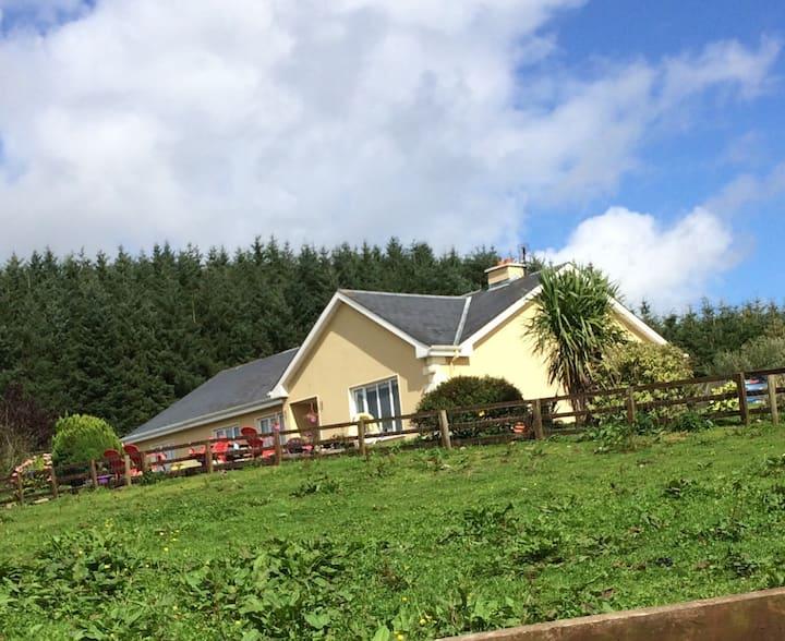 Farm Break in the countryside