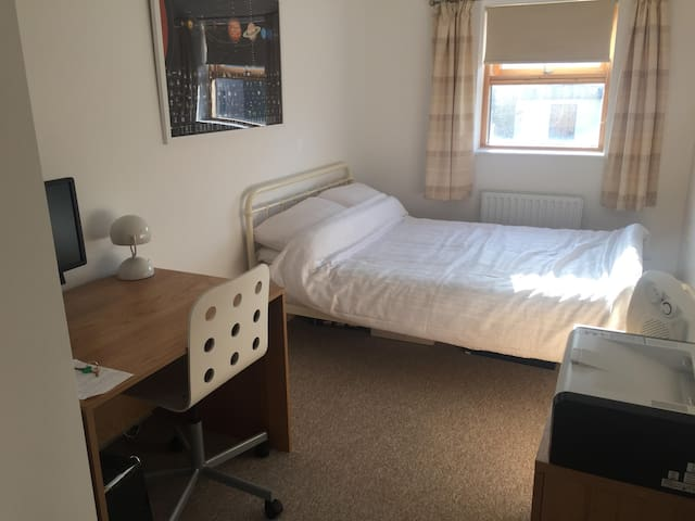 Cosy 2 bed & parking middle of town - Basingstoke - Apartment