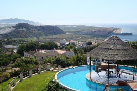 Stunning Villa -  Spectacular View - Salobreña