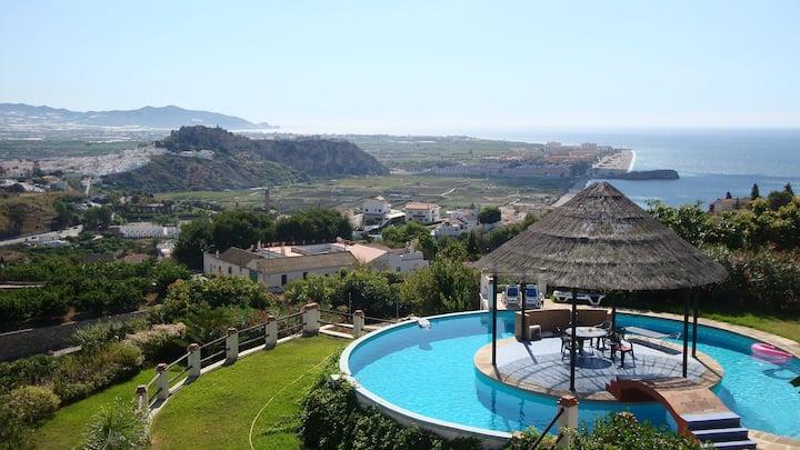 Stunning Villa -  Spectacular View