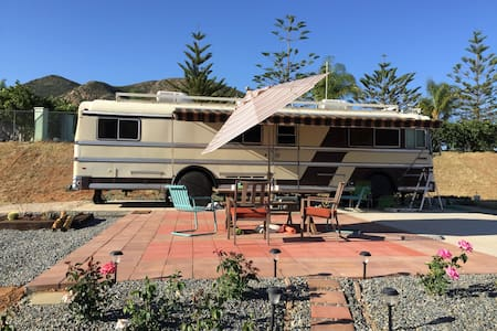 Desert RV SPACE w/ Hook Ups & Wifi - Dulzura - Annat