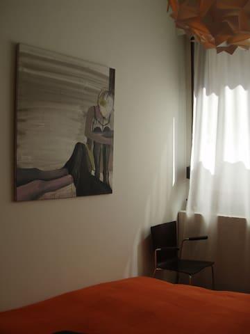 Private and cosy room with luxury bathroom & sauna - Antwerpen - Huis