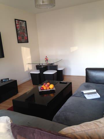 paris 2 pièce 50 m2 porte des lilas - Le Pré-Saint-Gervais - Apartamento