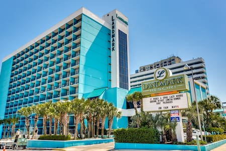 Great Rates, Oceanfront Villa - Myrtle Beach