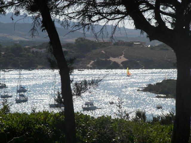 G2Villetta in residence con piscina - Punta Sardegna - Apartament