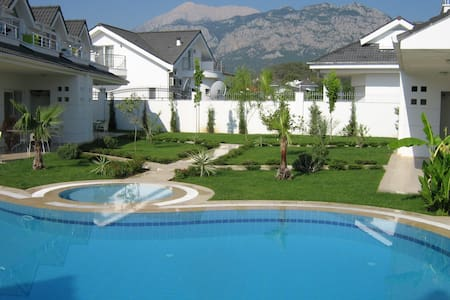 140 m2 in super delicious quality - Kemer