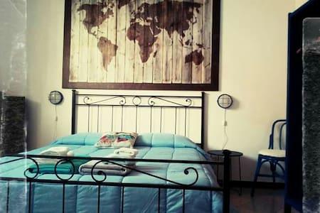 Albatros  Stanza mondo - Varazze - Bed & Breakfast