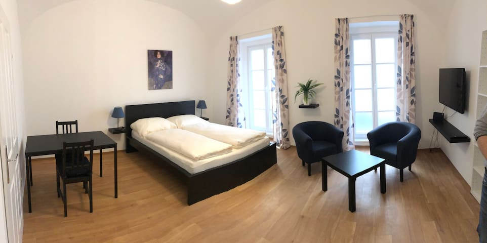 City Dome Apartment-blue, neu renoviert, Zentrum