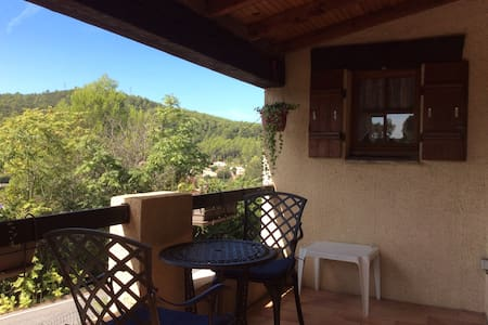 Charming house at walking distance from village - Taradeau - Ház