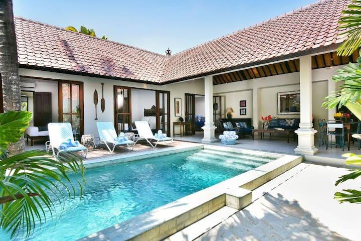 Swimming Pool Daytime