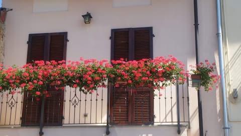 House in the Biella Hills