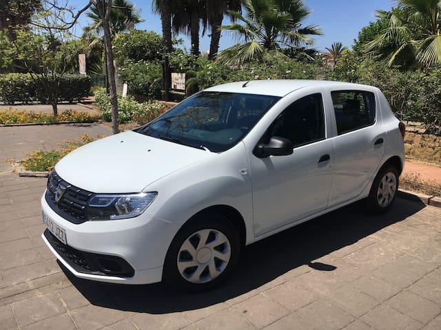 Alquiler de Dacia Sandero