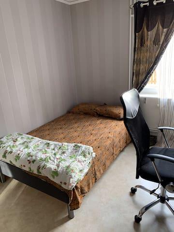 Ett billigt rum du som vill bo billigt