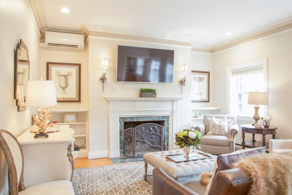 Living Room #1 (Lower Level)
