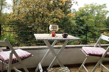 sweet, quite, central appartment - Hamburgo - Apartamento