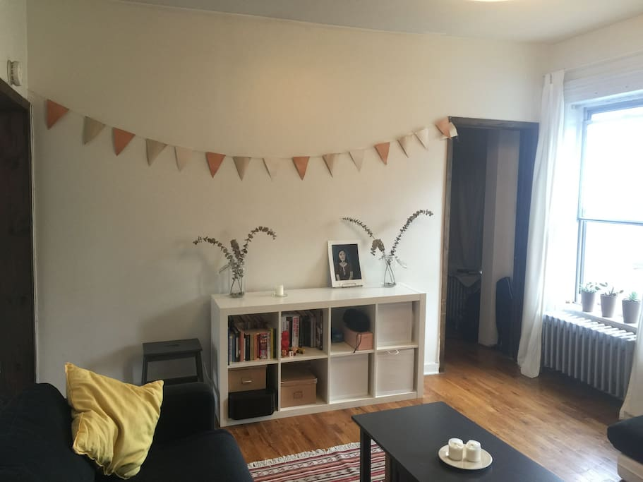 Sunny 1br Private Room In Williamsburg Apartments For