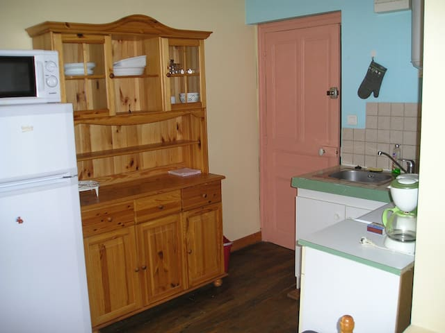 Appartement T2 confortable au coeur de la Corrèze - Neuvic - Apartment