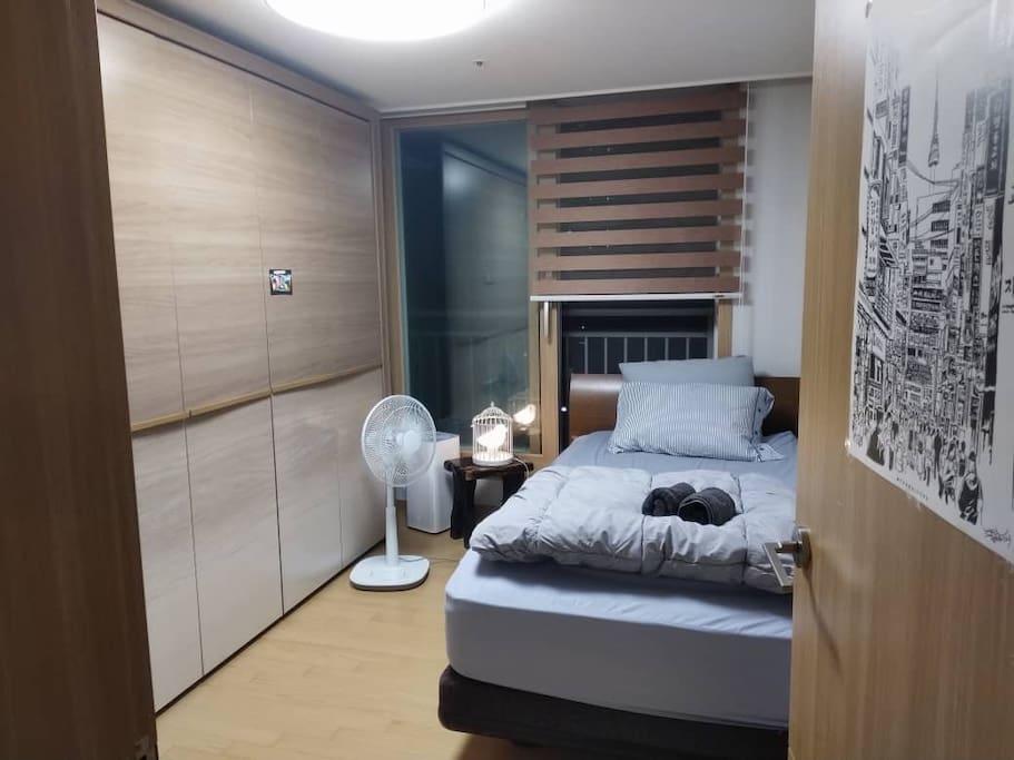 Single Room - 1인실:)