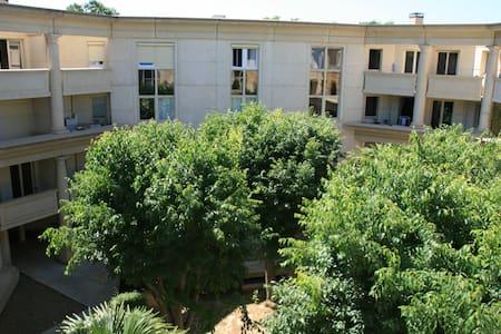 Big room+Terrace in Antigone - Montpellier