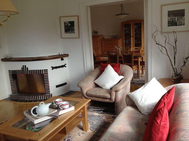 Anker, Seestr. 11B, Sylt - Wenningstedt-Braderup - Apartment