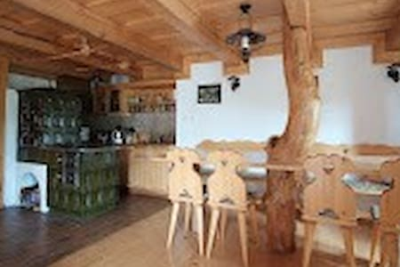 Cozy Wooden House in the Center - Štramberk - Casa