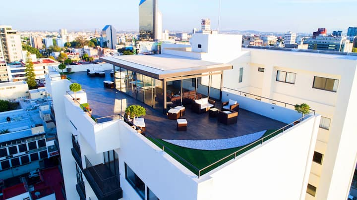 Dodogdl⭐Suite/3 Rooms/2 bathrooms/POOL❤️/ROOFTOP