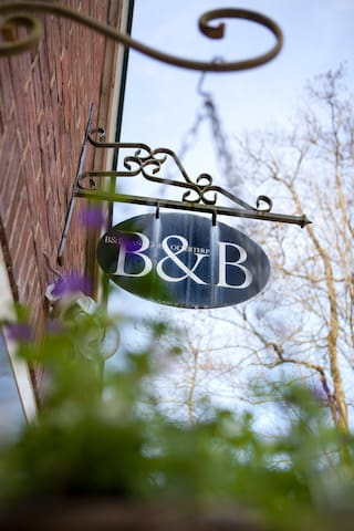 Prachtige B&B in het bos - Olterterp - Bed & Breakfast
