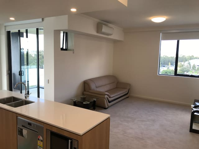 Brand new modern apartment in Riverwood Sydeny.