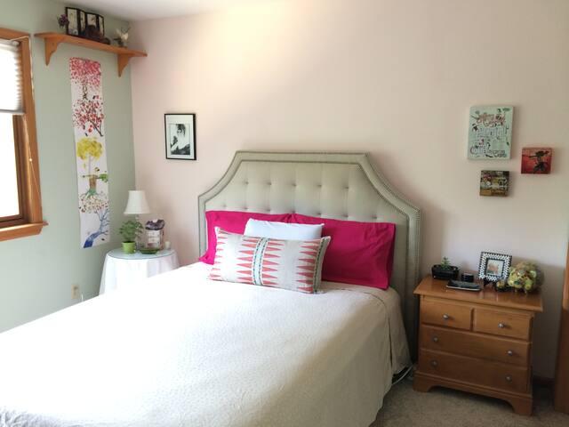 Comfortable Private Room !