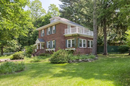 Charming Brick House -Hudson Valley - Poughkeepsie