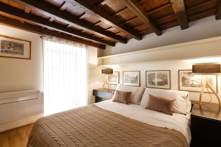 Navona charming  apartment: in the heart of Rome