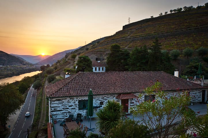 Quinta de Marrocos | Gîte Rural | Vin et Tourisme - Lamego - Ev