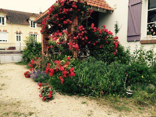 Chambre à Lamotte , cœur de Sologne - Lamotte-Beuvron - Rumah