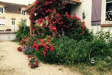 Chambre à Lamotte , cœur de Sologne - Lamotte-Beuvron - Casa