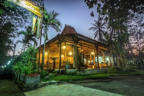 The Omah Double Room Borobudur