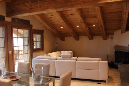 2 Bedroom Luxury Chalet