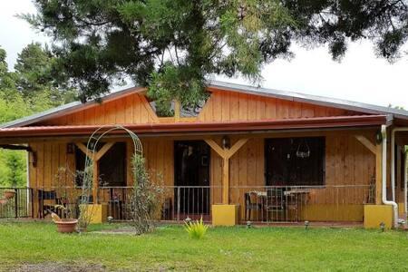 Charming house mountain retreat - San Rafael