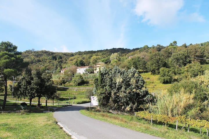apartment between Liguria & Tuscany - Canepari - Appartement