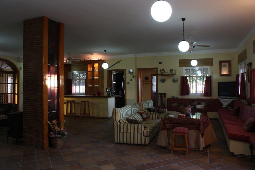 Casa de campo cerca playa casas de campo en alquiler en - Hoteles cerca casa campo madrid ...