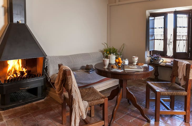 Apartamento rustico a 5 min del mar