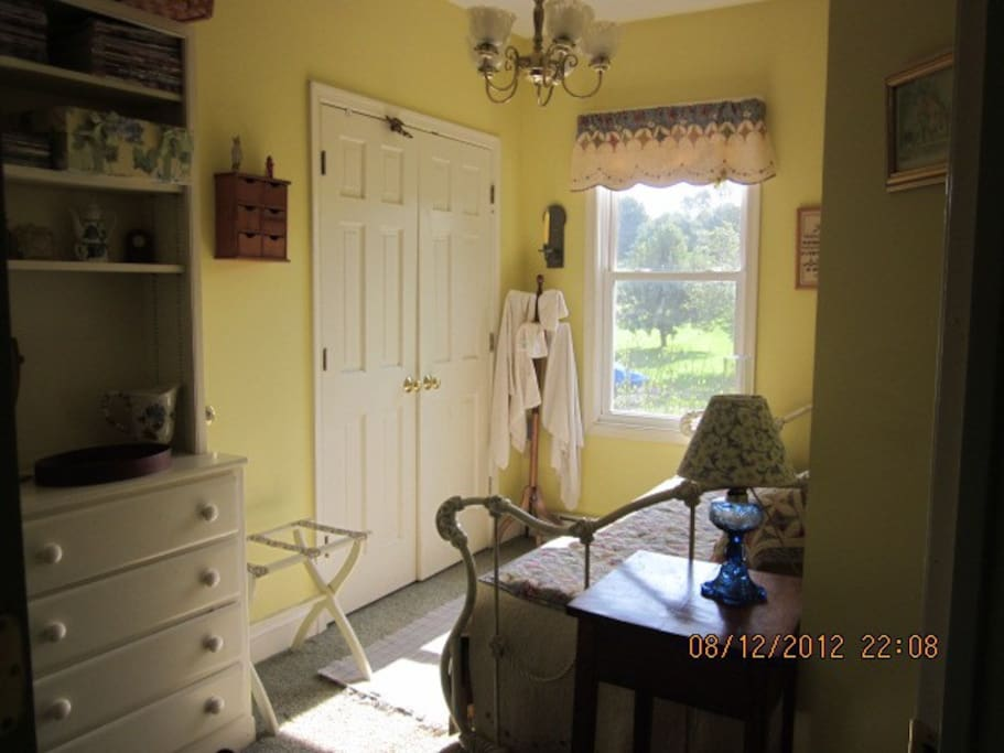 Sampler Room another view