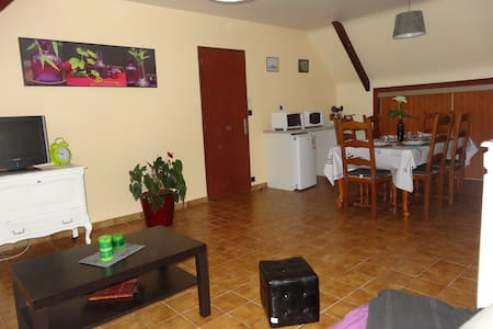 Appartement 3 à 5 pers + cuisine - Questembert