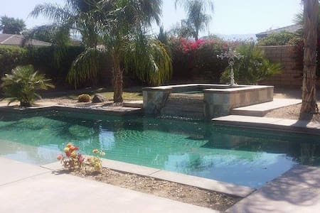 Healthy Heaven Host - Palm Desert - Bed & Breakfast