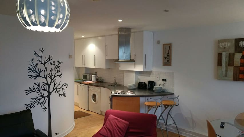 Superb 2 bed apt beside Grafton Street - Dublin - Apartament