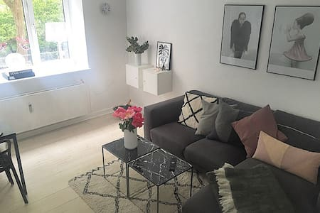 Lovely and cosy apartment near CPH Cit - Kodaň - Byt