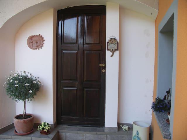 Una vacanza all'insegna del relax! - Brissago-Valtravaglia - 家庭式旅館